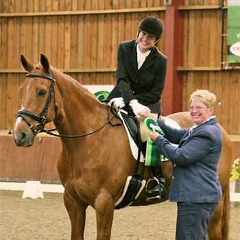 Sparks Equestrian Testimonial