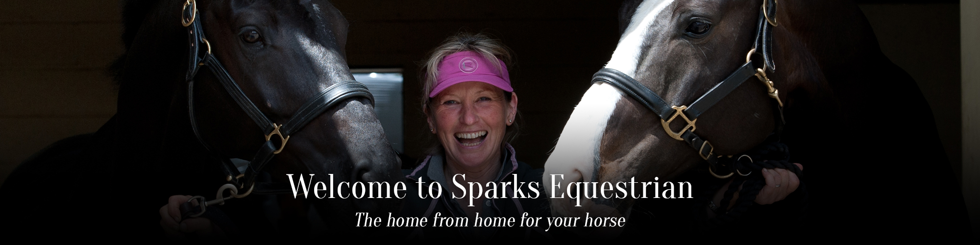 Sparks Equestrian - The home from home for your horse
